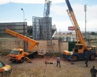 Montajes y desmontajes industriales y de grúas torres.